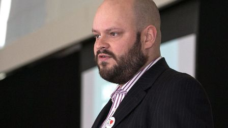 Phil Glanville, mayor of Hackney has welcomed the Universal Credit delay. Picture: Gary Manhine/Hack