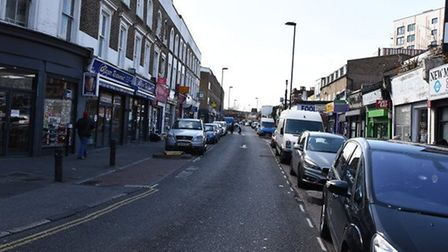 Well Street pictured last year before the relaunch of the market. Picture: Ken Mears