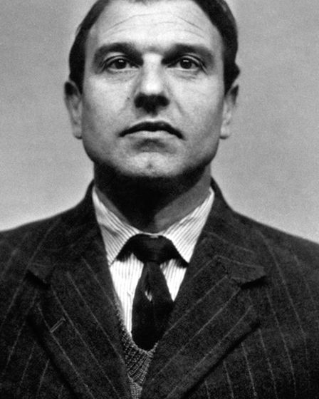 GEORGE BLAKE, DOUBLE KGB AGENT, WHO ESCAPED FROM WORMWOOD SCRUBS PRISON, LONDON AFTER SERVING FIVE A