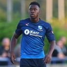 Afolabi Obafemi of Wingate & Finchley (pic Gavin Ellis/TGS Photo)