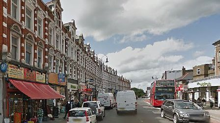 Small businesses in Muswell Hill Broadway. Picture: GOOGLE MAPS