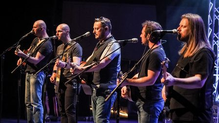 The Illegal Eagles will perform some at the Marina Theatre in Lowestoft on Saturday, February 3 at 7