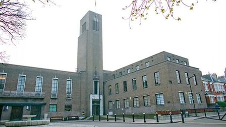 Hornsey Town Hall in Crouch End. Picture: ARCHANT