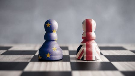 If there's an acceptable trade deal with the EU then the uncertainly generated by Brexit should less