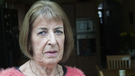 Mary Caffrey whose brother John Nolan died in tragic circumstances. Mary's brother John went out for
