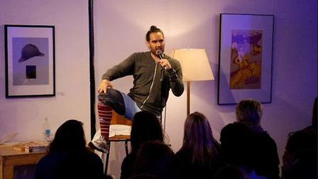 Russell Brand's series of gigs, Trew Musings and Trew World Order which ran from January to August 2