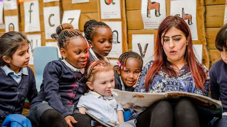The search is on for Hackney's school stars. Photo by Martin Phelps