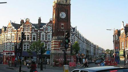 Crouch End town centre could be transformed under draft plans to improve conditions for walkers and