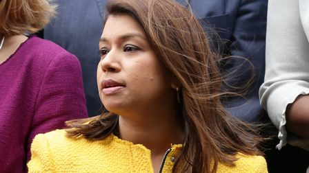 Tulip Siddiq MP Picture: Yui Mok/PA Images