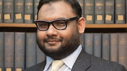 Barrister Ahmad bin Quasem, known as Ahman, was called to the English bar and lived in London while