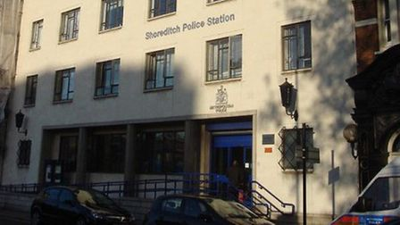 Shoreditch police station is closing. Picture: Oxyman/Geograph (CC BY-SA 2.0)