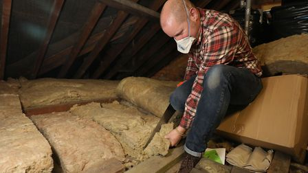 Save money and feel warmer by insulating your own loft