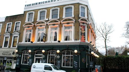 The owner of the Sir Richard Steele pub in Belsize Park has had their bid to convert its upper floor