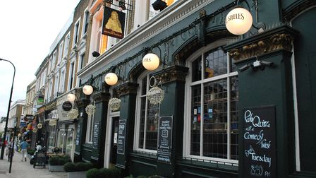 Camden notes the pubs valuable contribution to the community but welcomes Faucet Inns proposal t