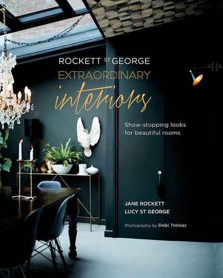 Rockett St George Extraordinary Interiors - Show-Stopping Looks for Beautiful Rooms by Jane Rockett