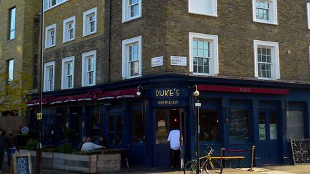 Duke's Brew and Que in Downham Road. Picture: Ewan Munro (CC BY-SA 2.0)