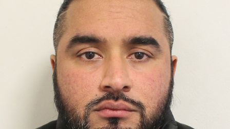 Mohammed Khan, 39, was sentenced to 22 years for drug supply offences yesterday at Southwark Crown C