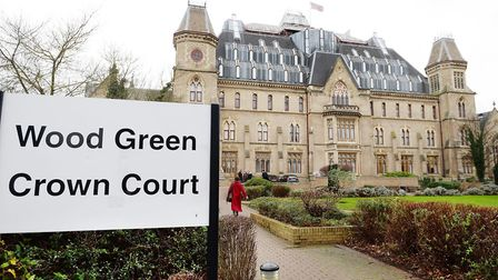 Derryck John admitted carrying out the acid attacks and thefts at Wood Green Crown Court