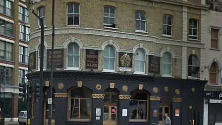 The Old Blue Last in Shoreditch. Picture: Google Maps