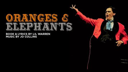 Oranges and Elephants will be performed in Hoxton Hall