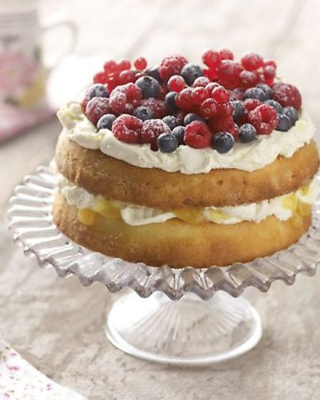 Victorian cakes will be served at the fundraiser for Oranges and Elephants