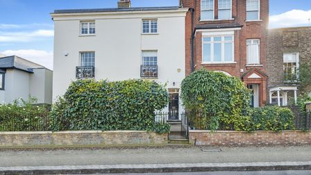Downshire Hill, Hampstead Village, NW3