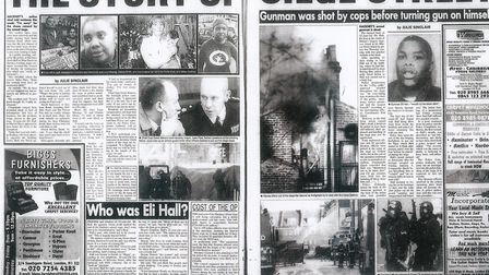 In the first Gazette issue after the siege ended police apologised for the chaos.