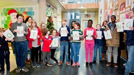 TreeHouse School in Muswell Hill has once again been rated 'outstanding' by Ofsted. Photo by Ambitio