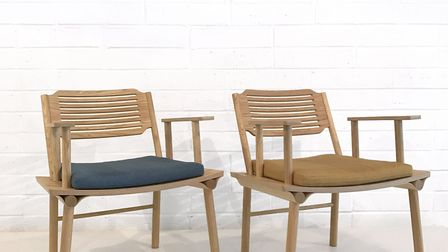 The Rio chair, designed by Lozi in Hackney Road