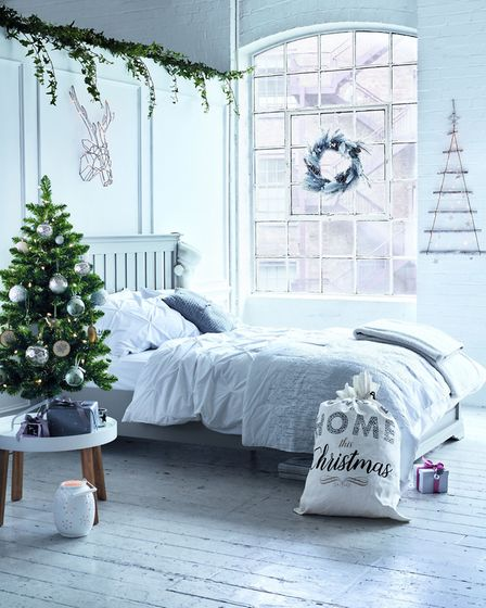Remember: sprucing up your spare room can be for all-year-round, not just for Christmas.