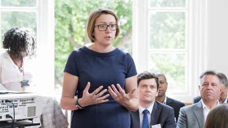 Claire Kober has announced she is quitting as leader of Haringey Council. Picture: John Macdonald-Fu
