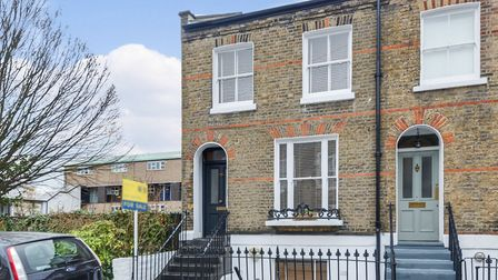 Spencer Rise, NW5
