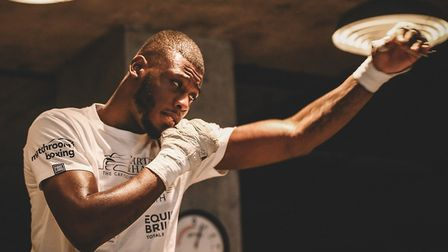 Isaac Chamberlain is aiming to end the unbeaten run of Hackney's Lawrence Okolie, a former amateur a