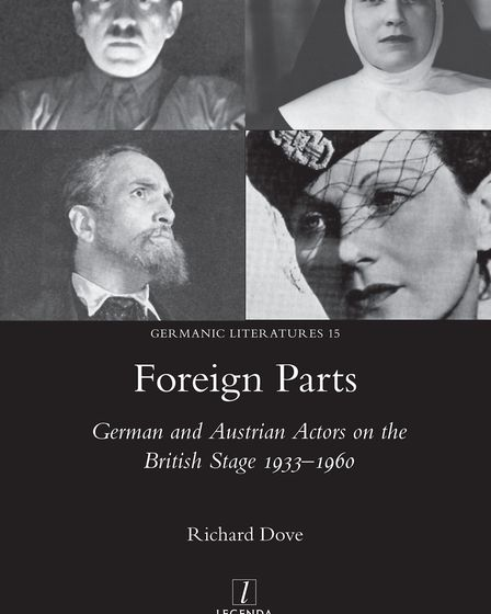 Jacket Image for Foreign Parts