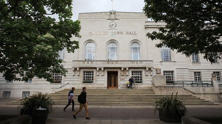 The town hall has published its gender pay gap report.