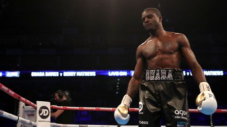 Ohara Davies has signed with promoter Frank Warren (pic: Nick Potts/PA)