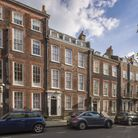 Church Row is home to early 18th century Grade II* listed Queen Anne houses. Picture: Savills