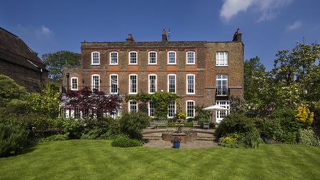Cannon Hall, Hampstead NW3, a Grade II* listed property, where Daphne du Maurier spent her childhood
