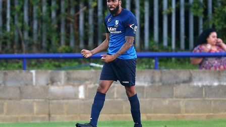 Marc Charles-Smith of Wingate & Finchley (pic Gavin Ellis/TGS Photo)