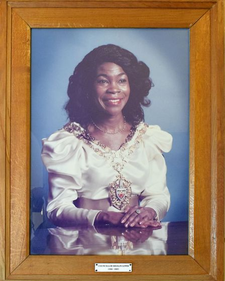 Cllr Medlin Lewis was mayor of Hackney from 1988 to 1989. Picture: Hackney Council