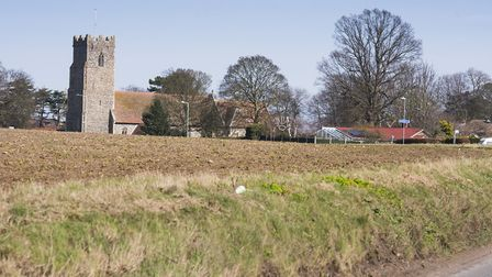 Planning permission to build 78 homes opposite St Peter's Church, Carlton Colville has been refused.