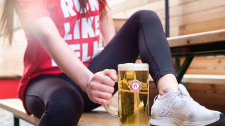 The offer is part of Camden Brewery's 'Run Like Hells' campaign