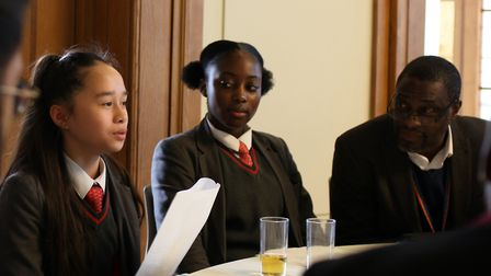 Young people and community groups organisations came together at Hackney Town Hall on February 8 to