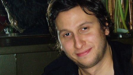 Young father Nick Hirsch, from Highgate, died aged 36 in 2012. Picture: Supplied by Nick's family