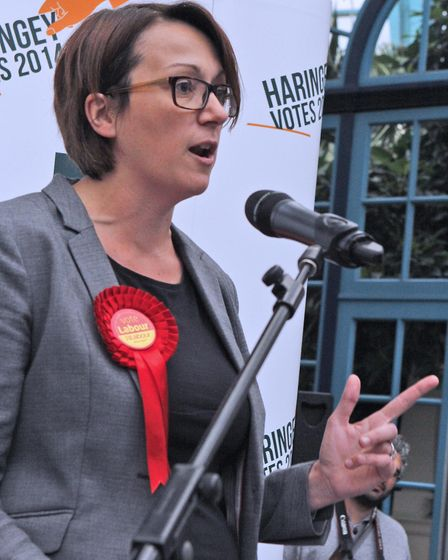 Haringey Council leader Claire Kober said her next role is unlikely to be in politics. Picture: Tony