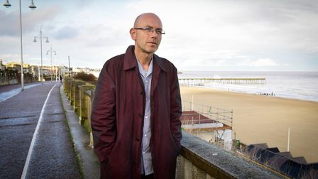 Designer Wayne Hemingway, part of the group behind the First Light Festival in Lowestoft. Picture: N