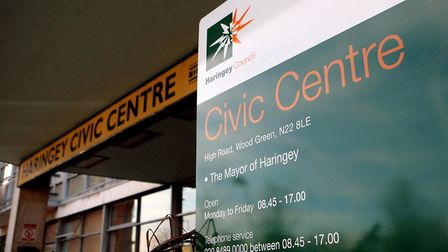 Haringey Civic Centre in Wood Green, London. Credit: Katie Collins