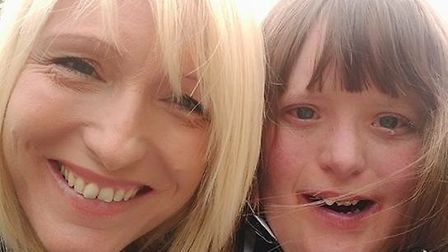Sue Williams started a bereavement group after her daughter Sharee-Anne passed away. Picture: Sue Wi