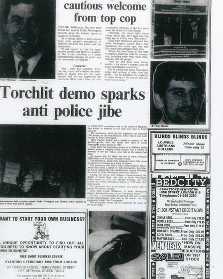 The Gazette report on the inquiry commissioned by Colin Roach's supporters