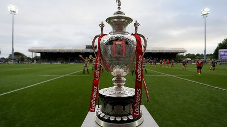 The draw for the third round of the 2018 Ladrbokes Challenge Cup has been made (pic: Richard Sellers
